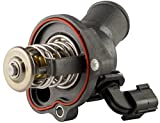 #10: TOPAZ 1S7Z-8575-AG Thermostat with Housing Assembly for Ford Focus Ranger 2.3L 2.0L