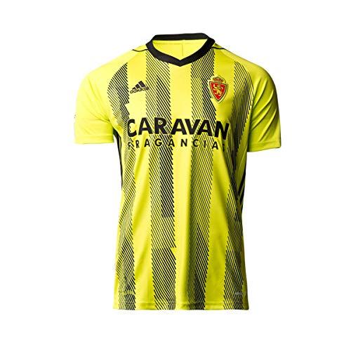 adidas Real Zaragoza Segunda Equipación 2019-2020, Camiseta, Semi ...