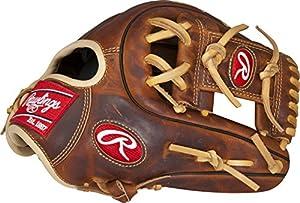 "Rawlings Sporting Goods Heritage Pro Web Baseball Gloves, 11 1/2"""