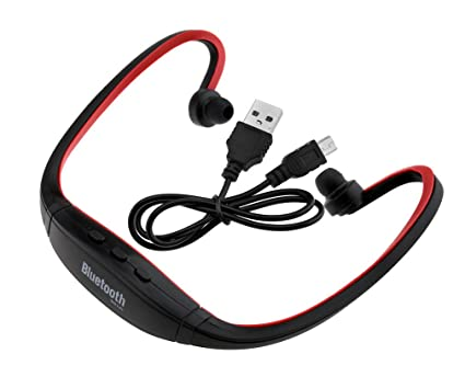 Auriculares inalámbricos Deporte Gimnasio auriculares estéreo auriculares Bluetooth para iPhone