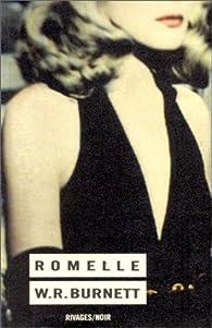 Romelle par  William R. Burnett