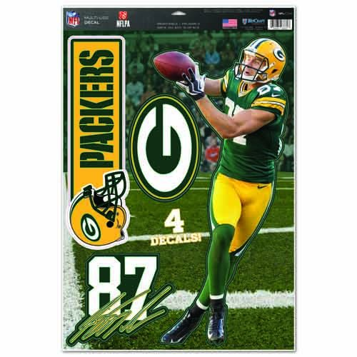NFL Green Bay Packers WCR29869014 Multi-Use Decal, 11