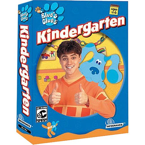 Blue's Clues Kindergarten 4-6 (small box)