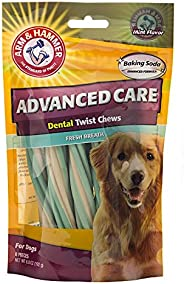 Arm and Hammer Dental Twist Chews for Dogs