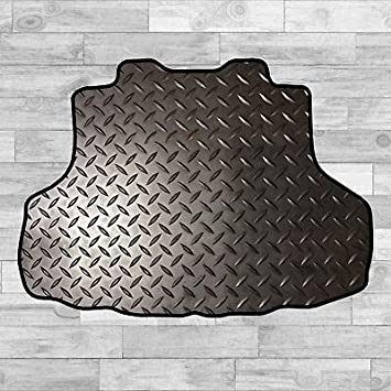 FSW Evo-7-8-9 Boot Mat Fully Tailored 5MM Rubber Extra Heavy Duty Car Boot Mat