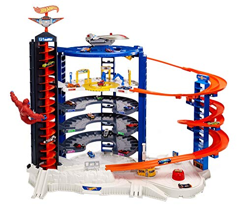 Super Ultimate Garage Playset is one of the best toys for boys ages 6 to 8