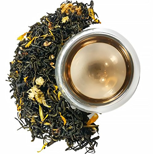 Mahalo Tea Paradise Passion Fruit Green Tea - Loose Leaf Tea - 2oz by Mahalo Tea (Image #1)