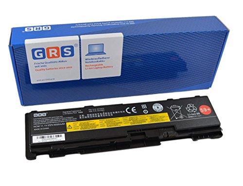 GRS Notebook Akku für Lenovo ThinkPad T400s, T410s,T410si, ersetzt: 51J0497, 51J0497, 42T4833, 42T4689, 42T4690, 42T4688, 42T4691, 42T4832, Laptop Batterie 3600mAh,10.8V