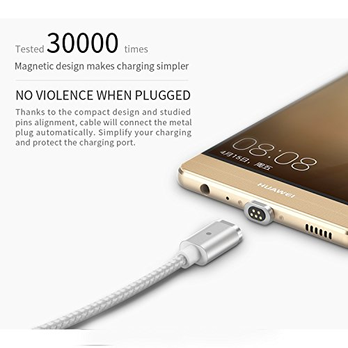 70%OFF Magnetic Type C Cable, NXET Wsken 2M Mini2 USB C