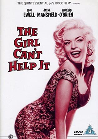 Amazon.com: The Girl Can't Help It [Region 2]: Tom Ewell, Jayne ...