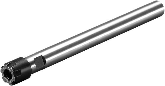 New C10 ER8  6 inch Straight Shank ER Collet Chuck Tool Holder Mini Nut USA SELL