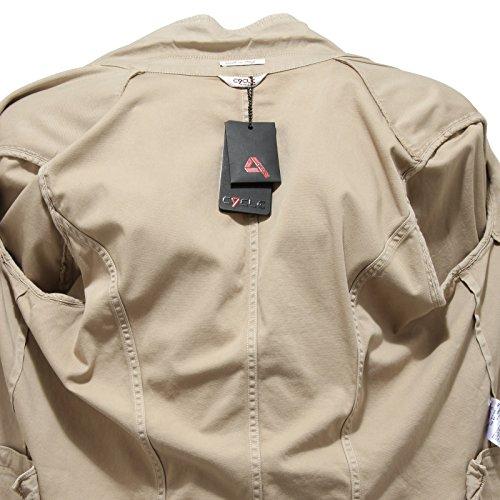 33229 Giacche Cycle Giacca Jacket Beige Uomo Men XnFqz5xdfq