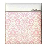 HALLMARK Ring-Bound Address Book - Fun Flowers