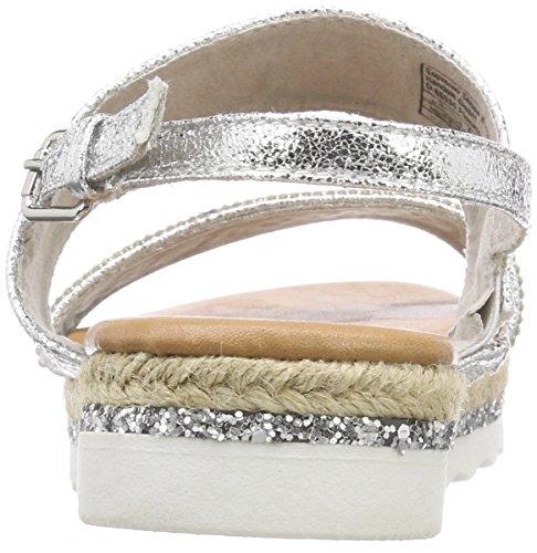 4896215 Tom Scarpe Donna Tailor silver Col Tacco Argento pCqxOn4Uw