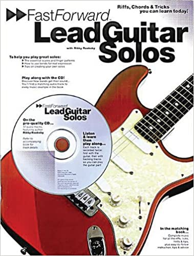 Amazon Fast Forward Lead Guitar Solos Riffs Chords Tricks
