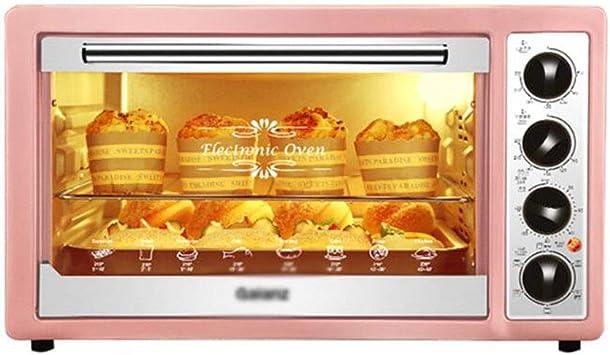 Horno Multifunción, Pequeño Horno Eléctrico Totalmente Automático For La Cocina De Su Casa, Máquina De Cocer Al Horno, De Gran Capacidad 30L, Puede Hornear Pasteles, Tartas, Carnes, Etc. / A / 50: