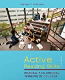 Active Reading Skills: Reading and Critical Thinking in College (3rd Edition)
