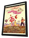 The Sound of Music - 27 x 40 Framed Movie Poster