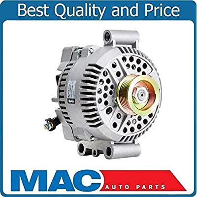 Mac Auto Parts 158003 100% New Torque Tested 130AMP Alternator for 04-08 Explorer 4.0 04-09 Ranger 4.0: Automotive