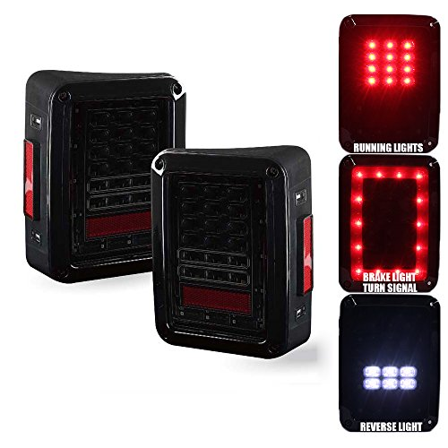 Xprite Wrangler Lights Assembly 2007 2018 product image