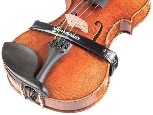 """Our favorite violin pickup called """"The Band"""""""