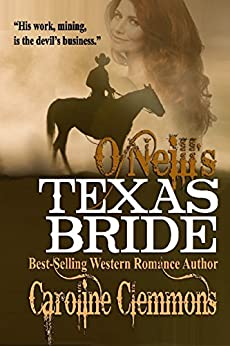 O'Neill's Texas Bride (The McClintocks Book 2) by [Clemmons, Caroline]