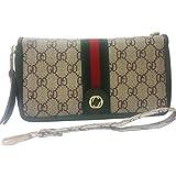 Women Wallet on Sale PU Vegan Leather Clutch Handbag RFID Zipper Organizer Card Holder Wallet