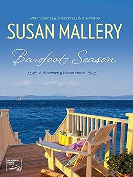 Barefoot Season (Blackberry Island Book 1) by [Mallery, Susan]