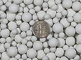 5 Lb. 6 & 10 mm Polishing Sphere Non-Abrasive Ceramic Tumbling Tumbler Tumble Media