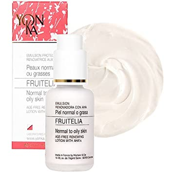 Yonka FRUITELIA PS - Age-Free Renewing Lotion for Dry or Sensitive Skin (1.7 oz) Lysol Flexible Tub and Tile Scrubber Refill