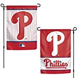 "WinCraft Philadelphia Phillies 12"" x 18"" Double-Sided Garden Flag"