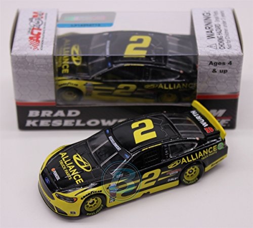 Lionel Racing Brad Keselowski #2 Alliance Truck Parts 2017 Ford Fusion 1:64 Scale ARC HT Official Diecast of the  NASCAR Cup Series