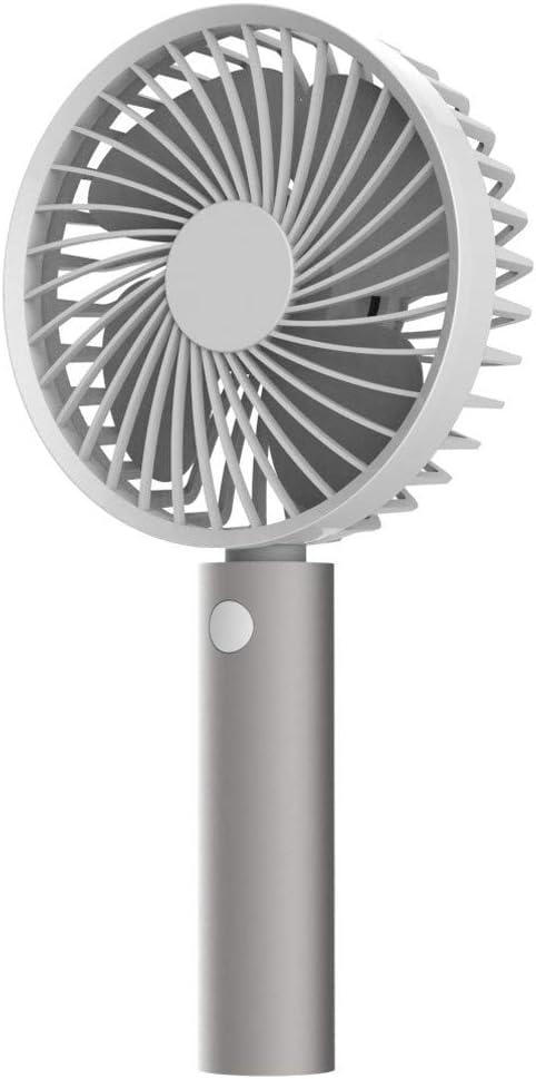Fabal USB Charging Small Fan Mini Portable Handheld 3 Speed Adjustable