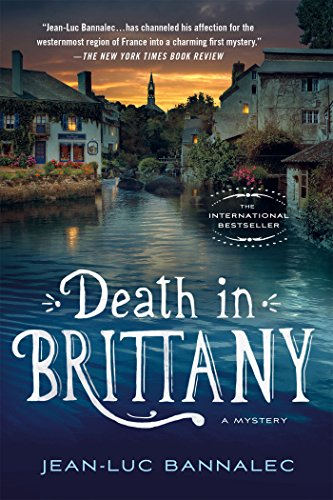Death in Brittany: A Mystery (Commissaire Dupin) [Jean-Luc Bannalec] (Tapa Blanda)