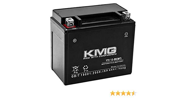 Vertex Battery For Kawasaki KLE 650 B Versys ABS 2009