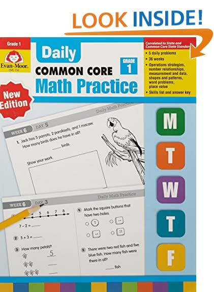 Counting Number worksheets maths worksheets for grade 4 : Math First Grade: Amazon.com