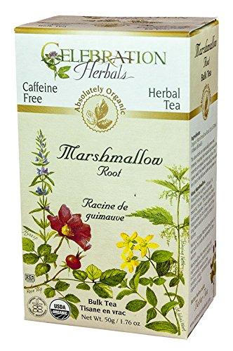 Celebration Herbals Organic Marshmallow Caffeine