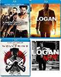 Fierce Fighting Machine Rogue Cut Noir Logan Special Edition 3 Disc Movie Pack Blu-Ray + DVD + DHD Hugh Jackman Wolverine & X-men Origins Marvel Super Hero Triple Feature