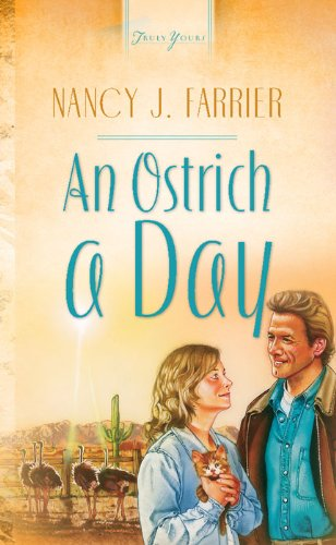 book cover of An Ostrich A Day