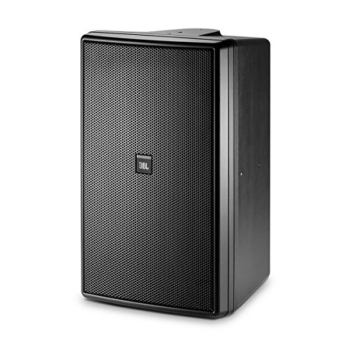 JBL Professional Control 31 Two-Way High-Output Indoor-Outdoor Monitor Speaker, Black (Control 31)