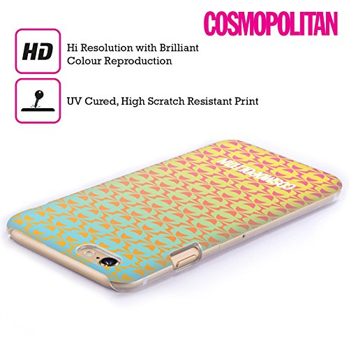Official Cosmopolitan Ombre 10 Fun Summer Hard Back Case for Apple iPhone 4 / 4S