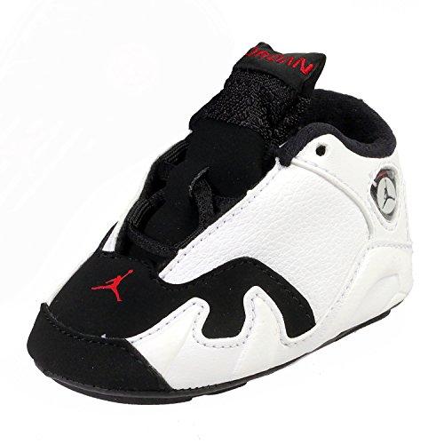 625877b4151594 Nike Infant Toddler Jordan 14 Retro Gift Pack Crib shoes  679863-112 (1C) -  Buy Online in Oman.