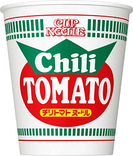 Nissin Japanese Cup Noodle Ramen Series (Chili Tomato) -