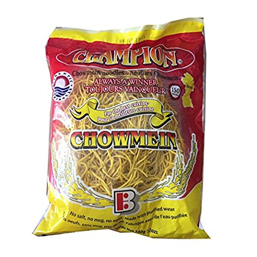 Price comparison product image Champion Chow Mein Noodles