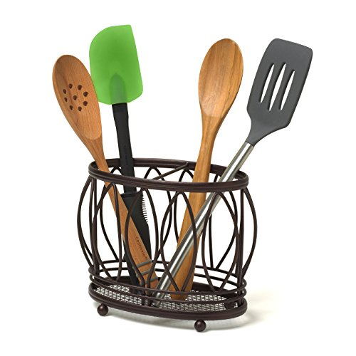 Spectrum Diversified Leaf Utensil Holder