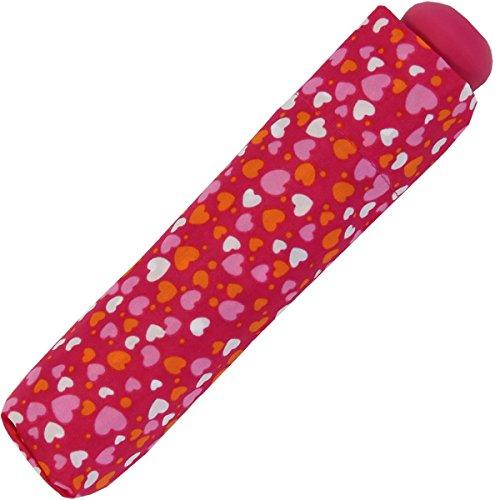 Esprit Mini little hearts Pink 50818 Kinder Regenschirm Taschenschirm Schirm Schime
