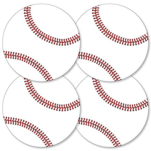 Batter Up - Baseball - Decorations DIY Baby Shower or Birthday Party Essentials - Set of 20]()