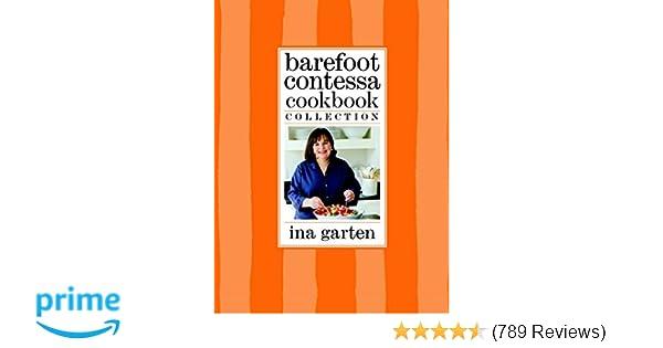 Barefoot Contessa Cookbook Collection The Barefoot Contessa