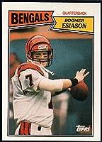 Football NFL 1987 Topps #185 Boomer Esiason NM-MT Bengals