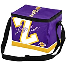 Forever Collectibles NBA Player Zippered Lunch Bag